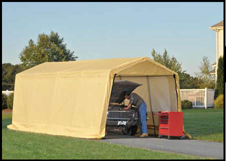 Portable & Instant Durable Garages For Sale
