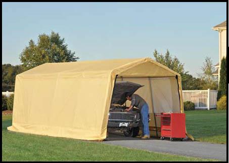 Portable Instant Durable Garages For Sale